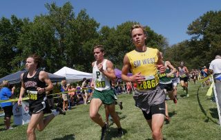 Forest Park Cross Country Running Festival